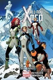 All-New X-Men T.4 Tak inni