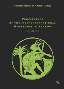 Animal Sacrifice in Ancient Greece. Proceedings...